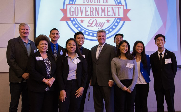 GGUSD High School Students Get Behind-the-Scenes Lesson in City Government - article thumnail image