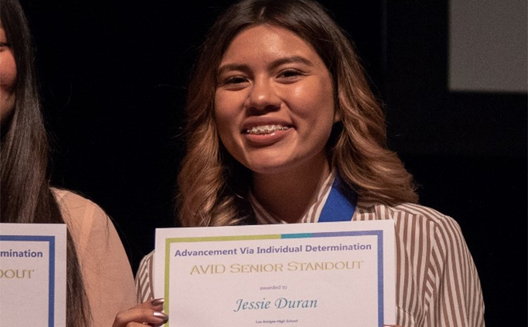GGUSD AVID Students Receive Hundreds of Thousands in College Scholarships - article thumnail image