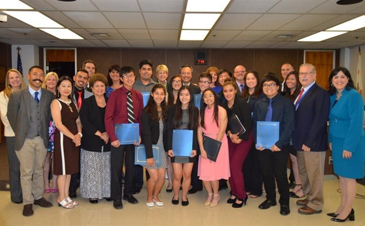 GGUSD Celebrates Its Class of 2018 Valedictorians and Salutatorians - article thumnail image