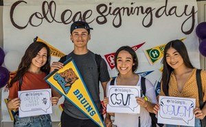GGUSD Announces Partnership with Rancho Santiago Community College District - article thumnail image