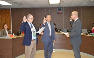 GGUSD Board of Education Holds Swearing-In Ceremony and Selects President and Vice President - article thumnail image