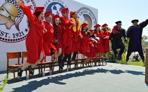 GGUSD Announces High School Graduation Schedule and Tips for Parking - article thumnail image