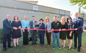 GGUSD Celebrates New Skylark Preschool with Ribbon-Cutting Event - article thumnail image
