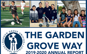 GGUSD's 2019-2020 Annual Report Showcases Students' Academic and Personal Success - article thumnail image