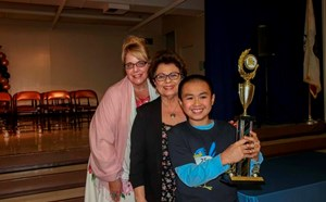 GGUSD Names Bell Intermediate Student Champion of District Spelling Bee - article thumnail image