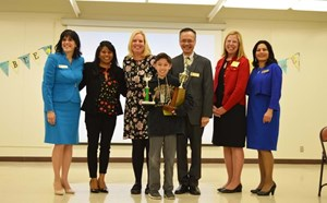 GGUSD Names Elementary School Spelling Bee Champion - article thumnail image